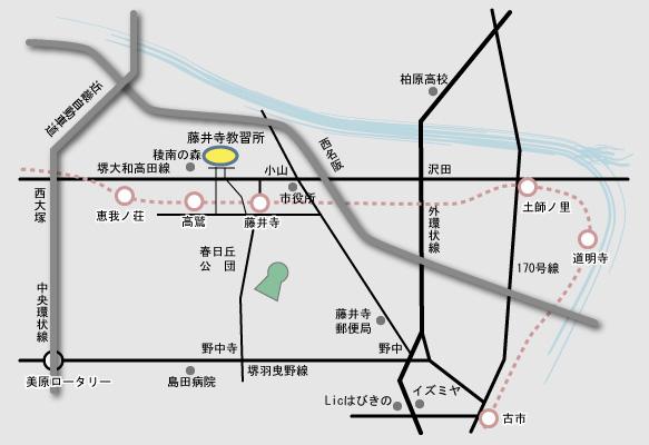 藤井寺 教習所